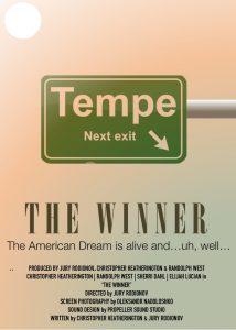 The Winner (2015) poster